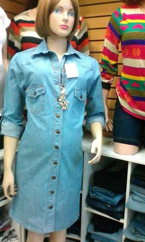 Vestidos en jean mercadolibre