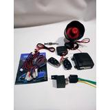 Alarma Para Carros 2 Controles Sistema Anti Robo