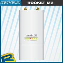 Ubiquiti Rocket M2 2.4ghz 630mw 300mbps Mimo 802.11b/g/n