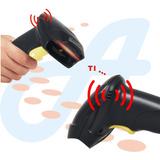 Lector De Código De Barras Laser Scanner Plug And Play Usb19