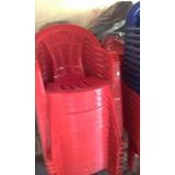 Sillas Plasticas Con Brazo Y Banquitos Plasticos