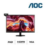 Monitor Aoc Led 20  O 19.5  E2070swhn 100% Nuevo Vga Hdmi