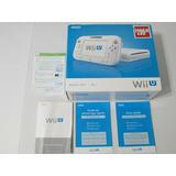 Vendo O Cambio Nintendo Wii U + 8 Juegos