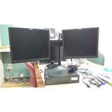Monitor Doble Dual Ibm