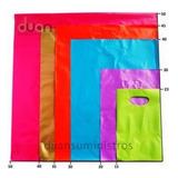 Bolsas Plásticas Boutique 30x40 100unid Iva  Incluido
