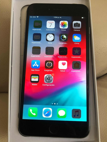 df6f6d89c53 iPhone 6 Plus 16 Gb Liberados Traidos De Usa (240)
