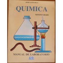Quimica 9° Manual De Laboratorio José Luis Isla Edt Básica