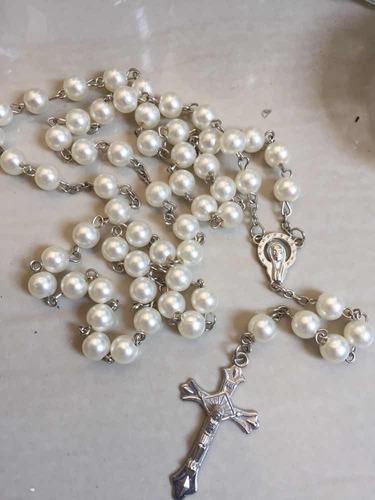 d904914645d5 Rosario Camándula Plástico Perlas