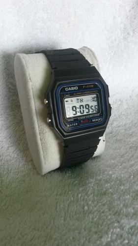 2132efd14dea Reloj Casio Retro Vintage Negro F-91w