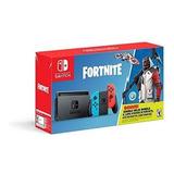 Nintendo Switch + Fornite
