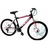 Bicicleta Montañera Rin 26 Nueva De Paquet Frenos De Discos