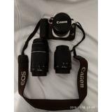 Cámara Fotográfica Profesional Canon Modelo Eos 50e