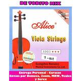 Cuerda Viola 1ra La Individual Alice A903 Oferta