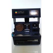 Camara Polaroid Instantánea Autofocus 660 Antigua Colección