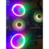 Fan Cooler Cpu Rgb 775/1155/1150/1151/1156 Cooler Rgb