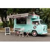 Food Truck Kioskos Carros Comida Taller Fabricante