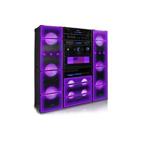 Rack De Audio Profesional Technical Pro 3500 W Rksys3500