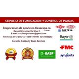 Fumigaciones Chiripas Cucarachas Termitas Pulgas Y Avispas