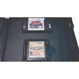 Juego De Nintendo Ds Mario Party. Colección De Juegos.