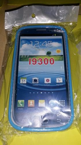 7dc614a48d6 Forro Estuche Protector Samsung Galaxy S3 Y S4 Acrigel