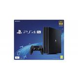 Playstation 4 Pro 1tb 4k Hdr Nuevo Y Sellado