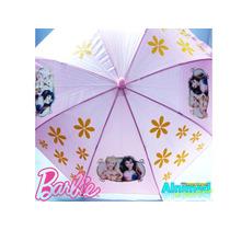 Sombrilla Paraguas Infantil Barbie (inv Alnimed)
