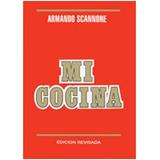 Mi Cocina Libro Rojo Y Libro Azul (precio X C/u) - Scannone