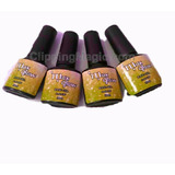 Finish Uv Max Glow Ultra Brillo 10ml Topcoat Nuevo Nails