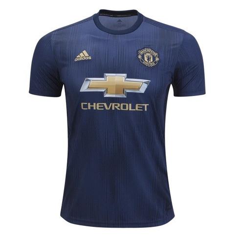 a21ce8dd9d Nueva 3ra Camisa Manchester United 2018-19 Por Encargo