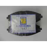 Pastillas De Frenos American Eagle 7667 Aveo Optra Nubira