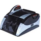 Maquina Contadora De Billetes Detector Uv 2 Pantallas 0288