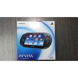 Sony Ps Vita Pch-1010 Wifi Nuevo 4gb Memoria Externa