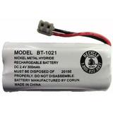 Batería Teléfonos Inalambricos Mod: Bt-1021 300 Mah