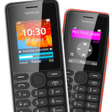 Telefono Celular Nokia 108 Doble Sim Camara Flash Internet