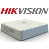 Dvr Hikvision 4 Canales Ds-7104hghi-f1 Caracas