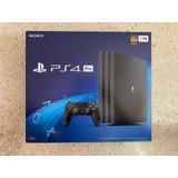 Ps4 Pro Playstation 4 Pro 1 Tb Nuevo Sellado 500