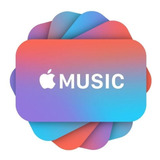Apple Music 4 Meses Gc
