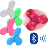 Fidget Spinner Led Speaker Bluetooth Anti Estres Mayor Detal