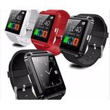 Reloj Inteligente Smartwatch U8 Android Bluetooth Tienda
