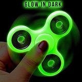 Fidget Spinner Fluorecente Brilla En Oscuridad Tienda