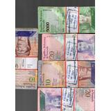 Pacas De Billetes De Venezuela De Bsf
