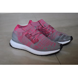 Kp3 Zapatos adidas Ultraboost Uncaged Gris Rosa Para Damas