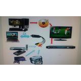 Capturadora De Video Y Audio Easycap Usb 2.0 Para Pc Rca!!!