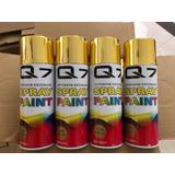 Spray Cromado Y Dorado Q-7