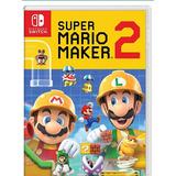 Super Mario Maker 2 (fisico+nuevo+tienda)