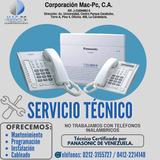 Servicio Técnico Certificado Centrales Telefónicas Panasonic