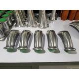Patas De Aluminio Para Muebles 9cm Tipo Curvas Fabricantes
