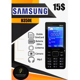 Samsung  B350e Tlf Basico Dual Sim