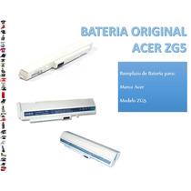 Bateria Mini Laptop Acer Zg5 Original - Tienda Fisica