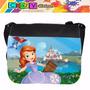 Bolsos De Princesa Sofia Disney Escolar